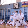 Кю-тест экзамен на пояс Волгоградской федерации шинкиокушин каратэ 12 мая 2018 26