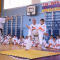 Кю-тест экзамен на пояс Волгоградской федерации шинкиокушин каратэ 12 мая 2018 7