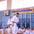 Кю-тест экзамен на пояс Волгоградской федерации шинкиокушин каратэ 12 мая 2018 43