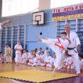 Кю-тест экзамен на пояс Волгоградской федерации шинкиокушин каратэ 12 мая 2018 11