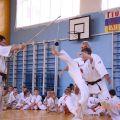Кю-тест экзамен на пояс Волгоградской федерации шинкиокушин каратэ 12 мая 2018 35