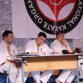 Аттестация и посвящение в каратисты в Волгоградской Федерации Киокусинкай-уракен 46