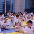 Аттестация и посвящение в каратисты в Волгоградской Федерации Киокусинкай-уракен 33