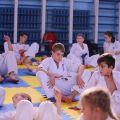 Аттестация и посвящение в каратисты в Волгоградской Федерации Киокусинкай-уракен 27