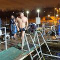 +Крещенские купания спортивного клуба Киокусинкай УРАКЕН 2