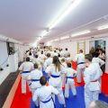 ПЕРВАЯ Тренировка и Торжественное открытие Специализированного Центра Киокусинкай Каратэ ДОДЗЁ УРАКЕН 23 февраля 2019 61
