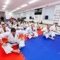 ПЕРВАЯ Тренировка и Торжественное открытие Специализированного Центра Киокусинкай Каратэ ДОДЗЁ УРАКЕН 23 февраля 2019 75