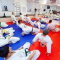 ПЕРВАЯ Тренировка и Торжественное открытие Специализированного Центра Киокусинкай Каратэ ДОДЗЁ УРАКЕН 23 февраля 2019 84