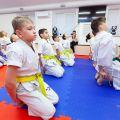 ПЕРВАЯ Тренировка и Торжественное открытие Специализированного Центра Киокусинкай Каратэ ДОДЗЁ УРАКЕН 23 февраля 2019 83