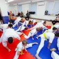 ПЕРВАЯ Тренировка и Торжественное открытие Специализированного Центра Киокусинкай Каратэ ДОДЗЁ УРАКЕН 23 февраля 2019 85
