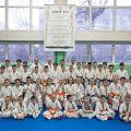 Боевая тренировка киокусинкай в Лицее 9 города Волгограда 32