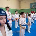 Боевая тренировка киокусинкай в Лицее 9 города Волгограда 31