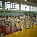 Боевая тренировка с каратистами города Волжского 59