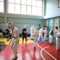 Боевая тренировка с каратистами города Волжского 18