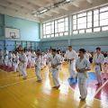 Боевая тренировка с каратистами города Волжского 15