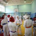 Боевая тренировка с каратистами города Волжского 17