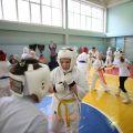 Боевая тренировка с каратистами города Волжского 31