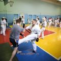 Боевая тренировка с каратистами города Волжского 44
