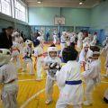 Боевая тренировка с каратистами города Волжского 51