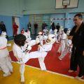 Боевая тренировка с каратистами города Волжского 22