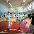 Боевая тренировка с каратистами города Волжского 38