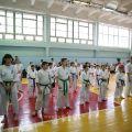 Боевая тренировка с каратистами города Волжского 14