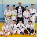 Боевая тренировка с каратистами города Волжского 12