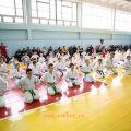Боевая тренировка с каратистами города Волжского 13