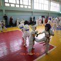 Боевая тренировка с каратистами города Волжского 36