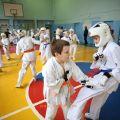 Боевая тренировка с каратистами города Волжского 26