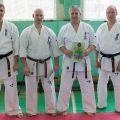 Мастер-класс в Федерации Киокушинкай Волгоградской области onlinekaratekyokushin 22