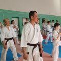 Мастер-класс в Федерации Киокушинкай Волгоградской области март 2020 3