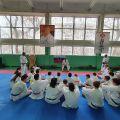 Мастер-класс в Федерации Киокушинкай Волгоградской области март 2020 11