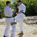 Общая тренировка карате шинкиокушин уракен на Мамаевом Кургане 41