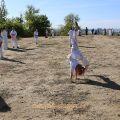 Общая тренировка карате шинкиокушин уракен на Мамаевом Кургане 25