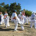 Общая тренировка карате шинкиокушин уракен на Мамаевом Кургане 38
