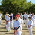 Общая тренировка карате шинкиокушин уракен на Мамаевом Кургане 49