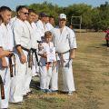 Общая тренировка карате шинкиокушин уракен на Мамаевом Кургане 45