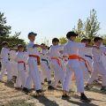 Общая тренировка карате шинкиокушин уракен на Мамаевом Кургане 30