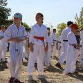 Общая тренировка карате шинкиокушин уракен на Мамаевом Кургане 28