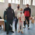 Карате в Волгограде_Открытые 32-ые учебно-тренировочные спарринги УРАКЕН КАРАТЕ 29
