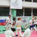 Дружеская боевая тренировка в Лицее 9 45