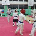 Дружеская боевая тренировка в Лицее 9 9