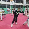 Дружеская боевая тренировка в Лицее 9 12