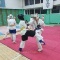 Дружеская боевая тренировка в Лицее 9 10
