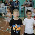Детская спартакиада по программе МАУГЛИ-уракен карате 51