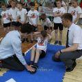Детская спартакиада по программе МАУГЛИ-уракен карате 25
