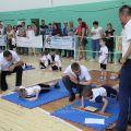 Детская спартакиада по программе МАУГЛИ-уракен карате 30