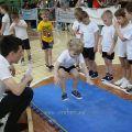 Детская спартакиада по программе МАУГЛИ-уракен карате 26