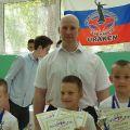 Детская спартакиада по программе МАУГЛИ-уракен карате 8